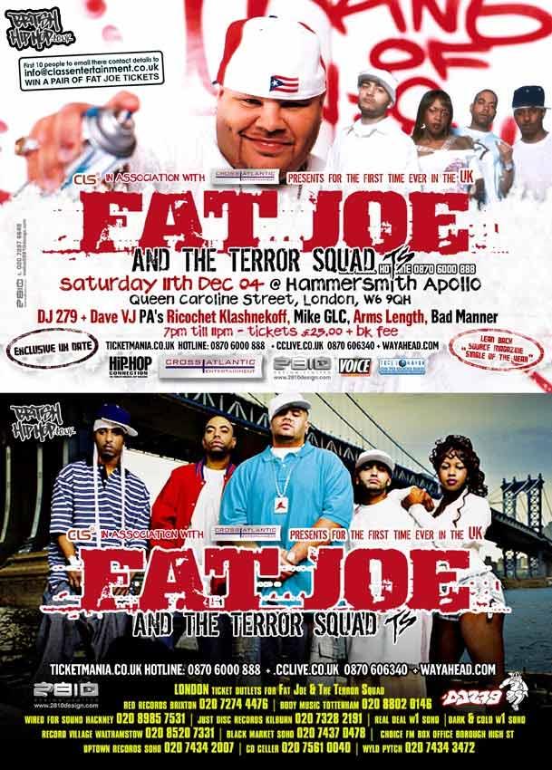 Low-Life | UK Hip Hop Story | Fat Joe & The Terror Squad